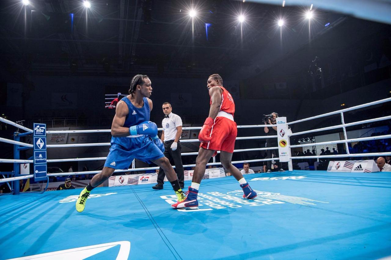 Carlos Mina representó a Ecuador en los últimos Juegos Olímpicos. Foto: Secretaría del Deporte.