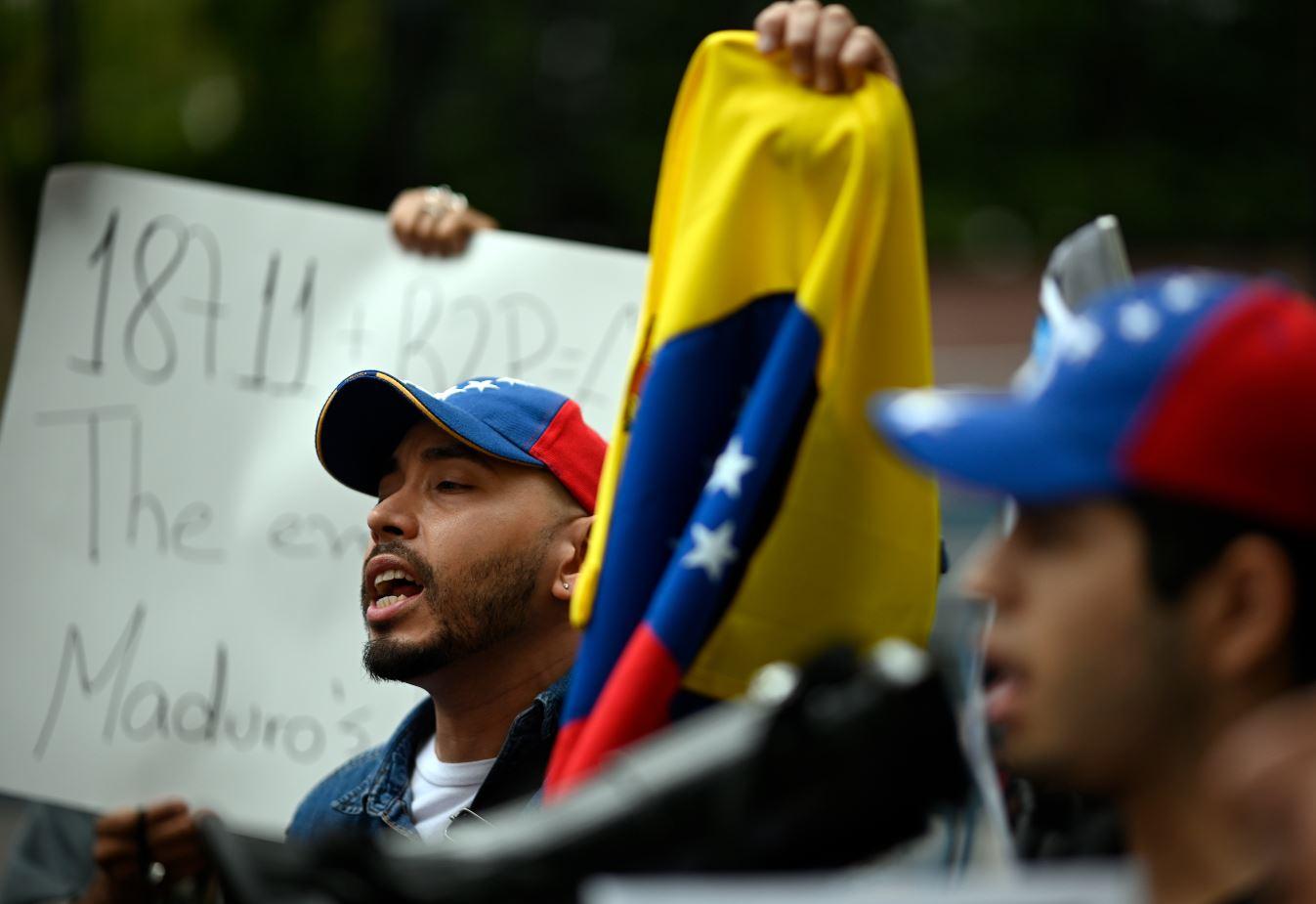 La situación de Venezuela ha llevado a 3,6 millones de personas a abandonar su país desde 2016, según datos de la ONU. Foto: AFP.