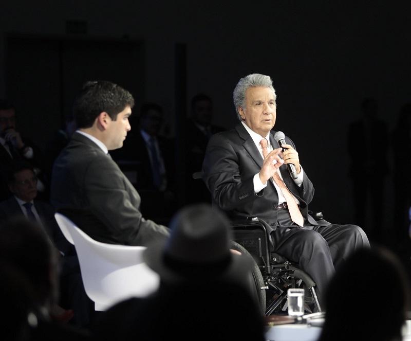 Gobierno de Ecuador anuncia nuevas reformas económicas