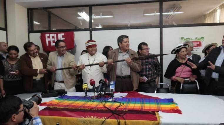 Ecuador se rebela contra el gobierno neoliberal de Lenín Moreno
