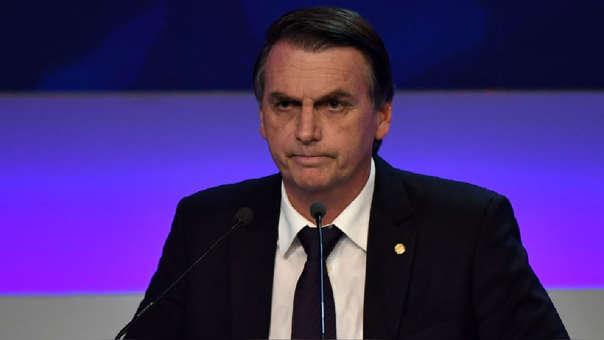 Investigan al jefe del partido de Jair Bolsonaro