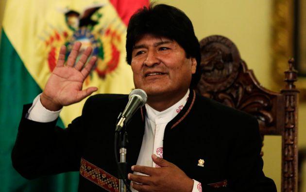 Marcelo Ebrard reprueba golpe de Estado en Bolivia
