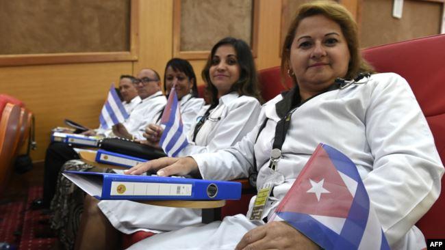 El martes, el gobierno de Lenín Moreno dio por terminados los convenios que permitían que médicos cubanos trabajen en hospitales de Ecuador.