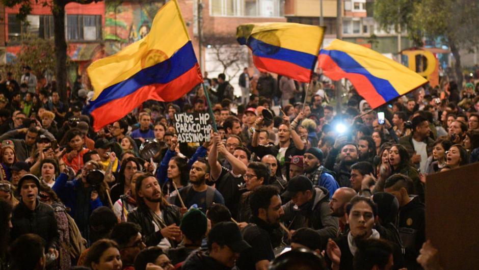 Presidente de Ecuador asiste a VIII Gabinete Binacional con Colombia
