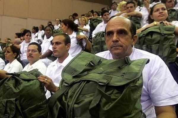 Para Cuba, la cooperación médica internacional es uno de los pilares de su política exterior. Foto archivo: Reuters