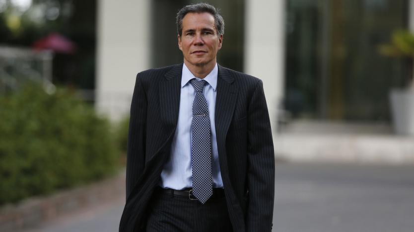 Alberto Nisman investigaba el atentado de 1994 a la mutua judía AMIA en Buenos Aires. Foto: AFP.