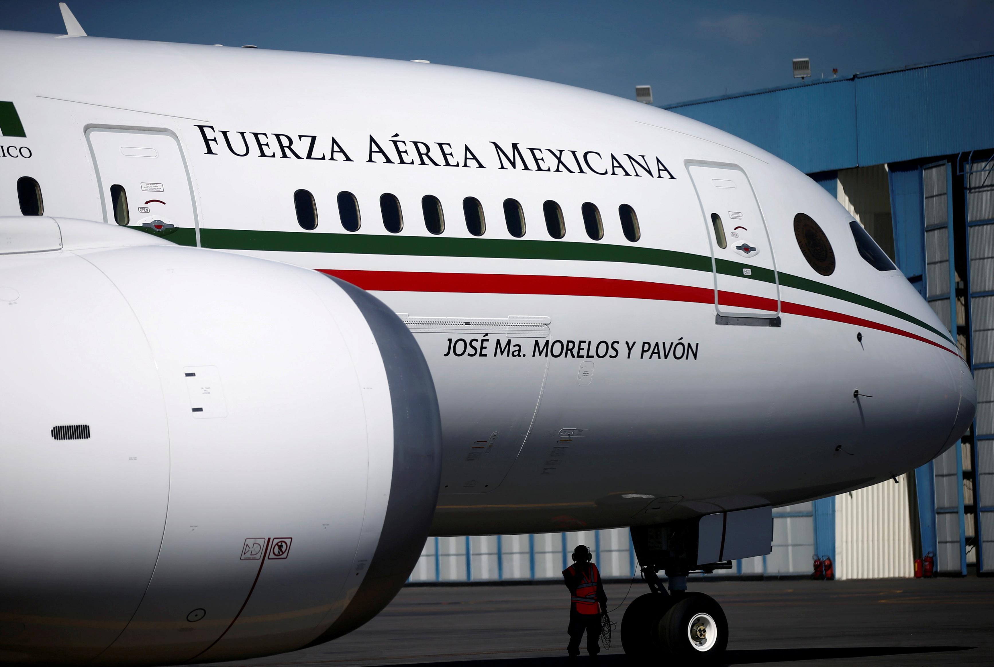 La rifa no es del avión en sí, sino del dinero equivalente a esta costosa aeronave. Foto: Reuters.