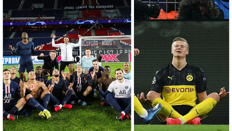 Resultado vs PSG en Champions League — Borussia Dortmund eliminado