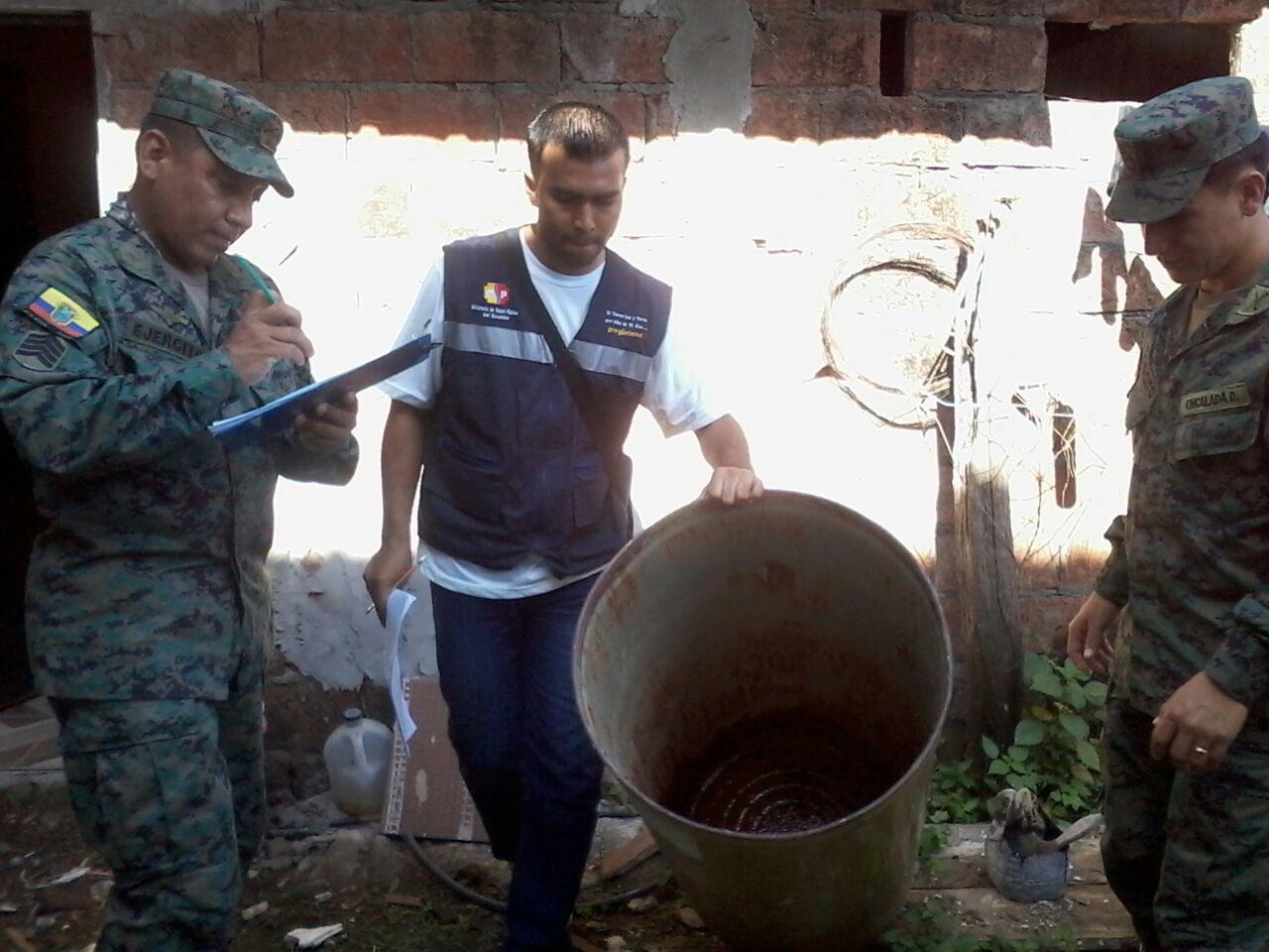 Foto: Comando Conjunto de las Fuerzas Armadas