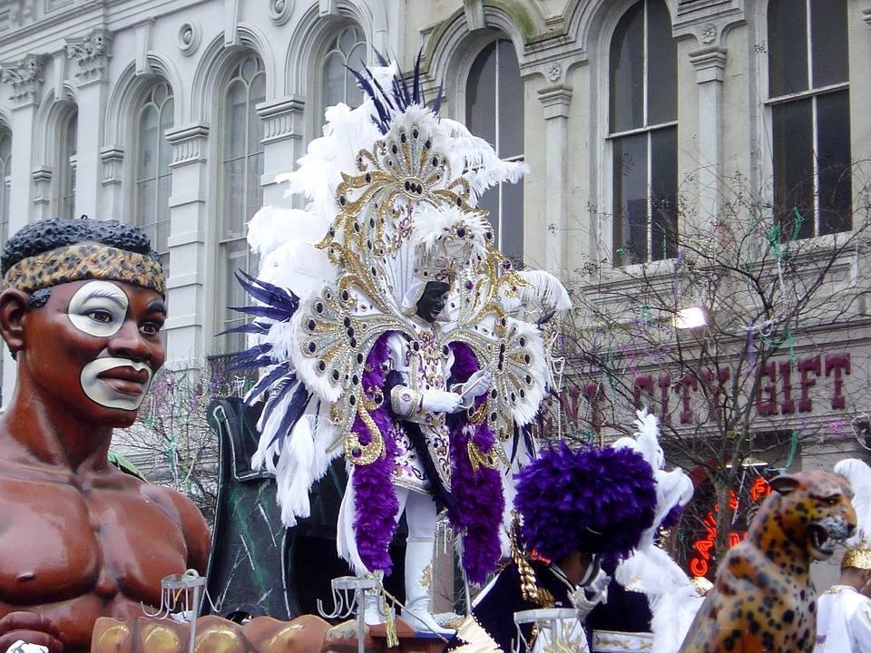 Los Mejores Carnavales Del Mundo Vistazo - Carnavales-del-mundo