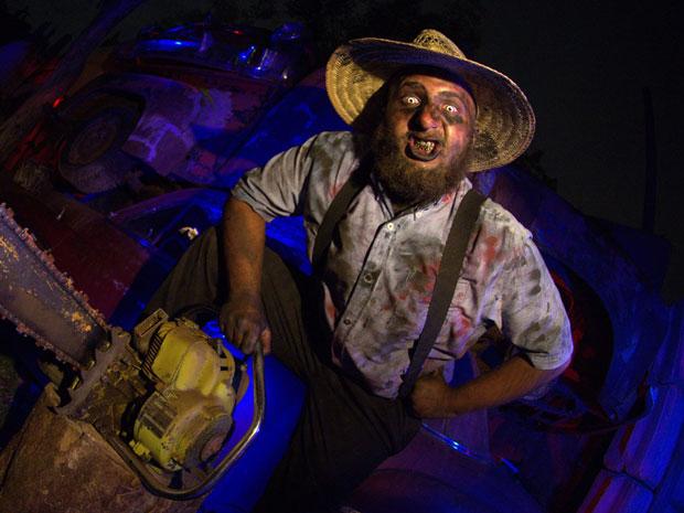 Los 11 Escalofriantes Laberintos Más Visitados En Halloween Vistazo