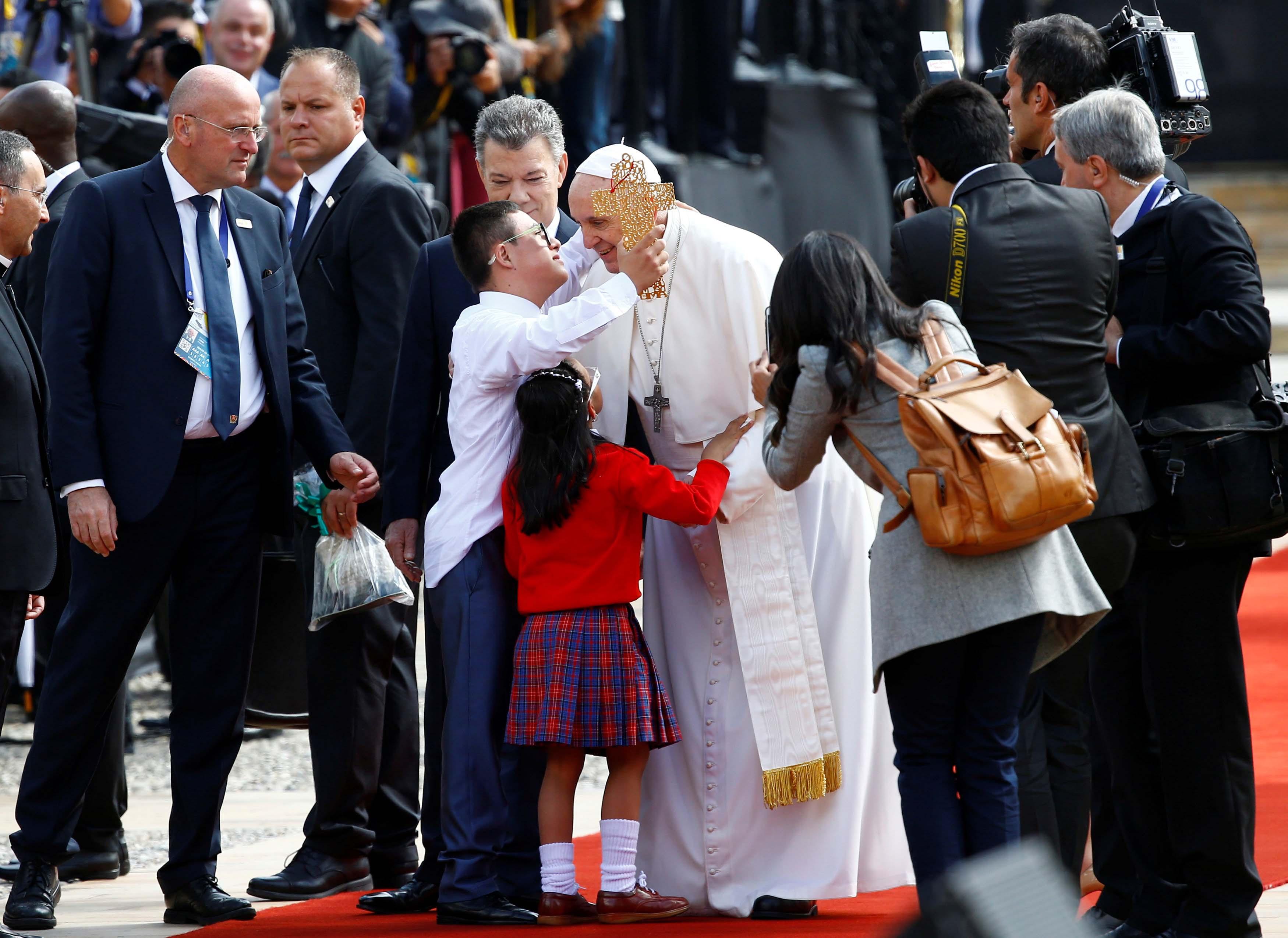 Colombia lista para visita del Papa Francisco