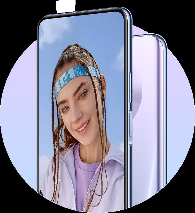 Huawei Y9a, el smartphone que representa más costo-beneficio del mercado local