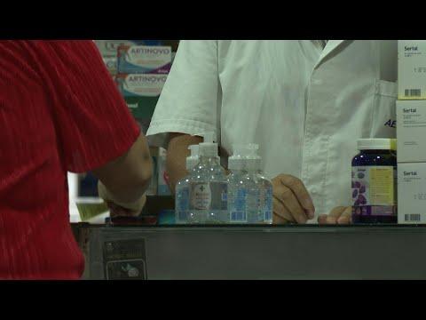Obsesión por protegerse en tiempos de coronavirus | AFP