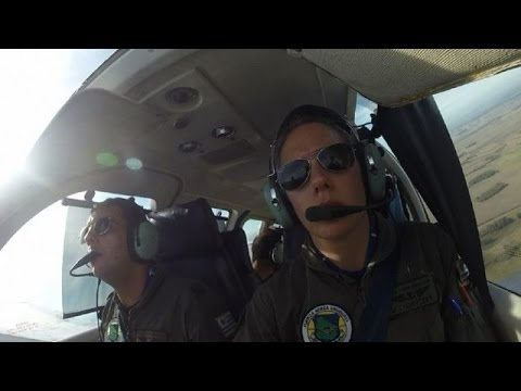 La piloto que rompió barreras de género