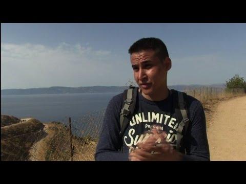 El relato de un joven migrante