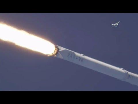 SpaceX lanza satélite de la NASA para buscar vida extraterrestre
