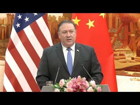 """Pompeo reconoce """"riesgo"""" de no lograr paz con Corea del Norte"""