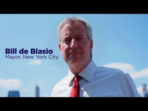 Alcalde de Nueva York se lanza a la presidencia de EEUU