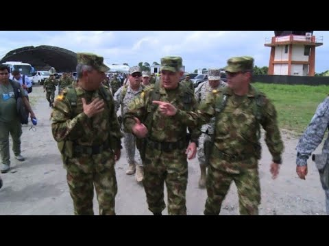 Colombia y Ecuador capturan en frontera a cabecilla de disidente