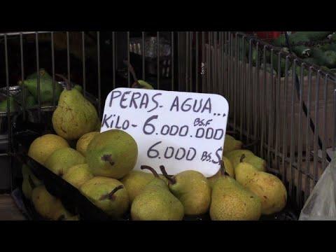 Venezuela, un país de millonarios... sin dinero