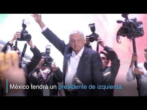 López Obrador será el próximo presidente de México