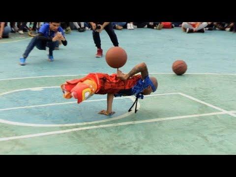 Magos del básquet de EEUU inspiran niños en Venezuela