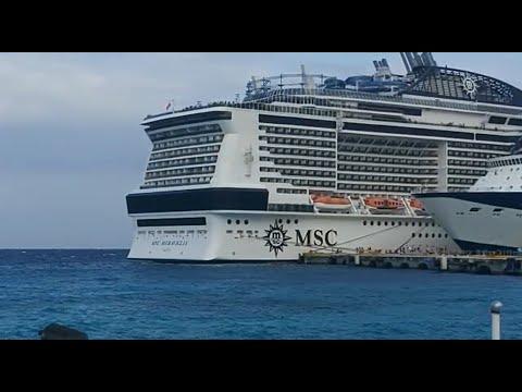 México permitirá desembarco de crucero pese a rumor de coronavirus | AFP