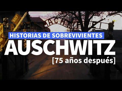 Envejecer con Auschwitz, recuerdos de los últimos supervivientes de los campos de la muerte | AFP