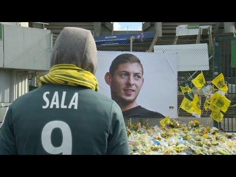 Nantes rinde homenaje a Emiliano Sala