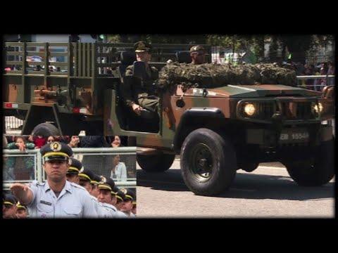 Militares a un paso del poder en Brasil, por vía electoral