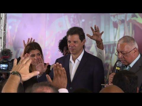 Haddad se reúne con líderes evangélicos en Brasil