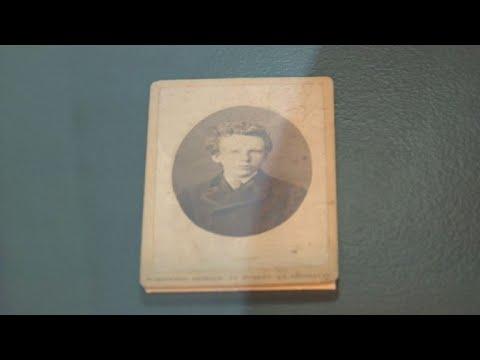 Una foto de Van Gogh resulta ser un retrato de su hermano