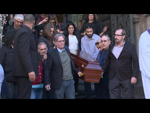 Brasil despidió a Joao Gilberto en el teatro de su último concierto carioca | AFP