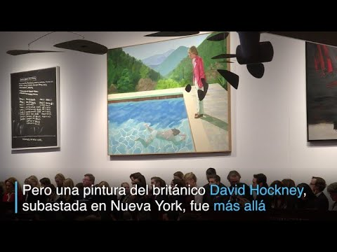 Hockney se subasta en U$S 90,3 millones y rompe récord