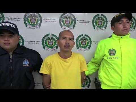 Venezuela extradita a Colombia a presunto violador de niños