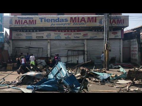 Más de 500 comercios saqueados en Venezuela durante apagón