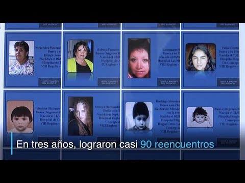 Chile investiga miles de adopciones irregulares en dictadura