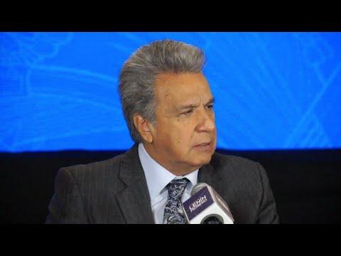 Moreno dice que Assange puede dejar embajada en Londres