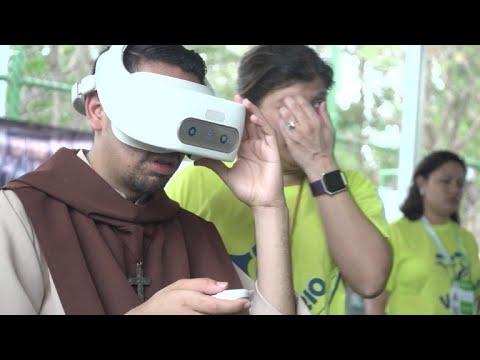 Un parque virtual para buscar a Jesucristo en Panamá
