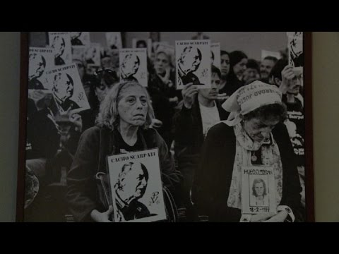 Chile homenajea a sus muertos de la Operación Cóndor