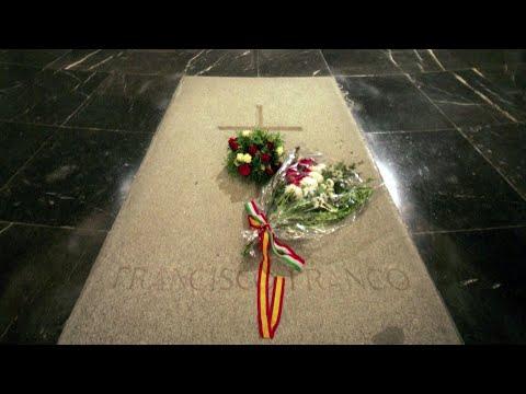 El mausoleo de Franco, un gigantesco monumento que divide España | AFP