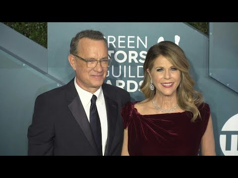 Tom Hanks y su esposa dados de alta del hospital | AFP