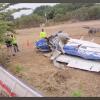 El pasado 8 de junio, en el interior de la aeronave viajaba Daniel Salcedo junto a su novia Jocelyn Mieles.