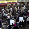 Ecuador ha ideado tres circunscripciones electorales en el exterior: la de Europa, Asia y Oceanía; la de Estados Unidos y Canadá; y la de América Latina, Caribe y África. Foto: EFE