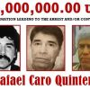 Caro Quintero llegó a acumular una fortuna de casi 500 millones de dólares. Foto: EFE