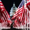 La Casa Blanca se prepara para la investidura de Joe Biden. Foto:EFE