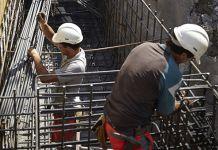 """""""Esta época de crisis es tiempo para comprar, no para vender"""", afirman los empresarios del sector de la construcción."""