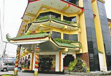 Restaurante El Cantonés, ubicado al norte de Guayaquil