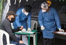 De las 24 provincias del país, Guayas es la que más contagios reporta, 17.629, seguida por Pichincha que suma 15.191 casos. Foto: EFE